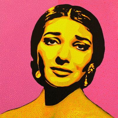 Philip Tsiaras, 'Maria Callas', 2019