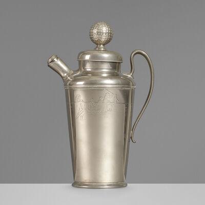 International Silver Company, 'Cocktail shaker', c. 1925