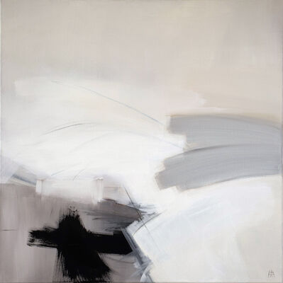 Amy Kirchner, 'Emerging Gray', 2020