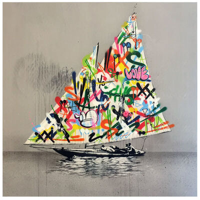 Martin Whatson, 'Sailboat', 2016