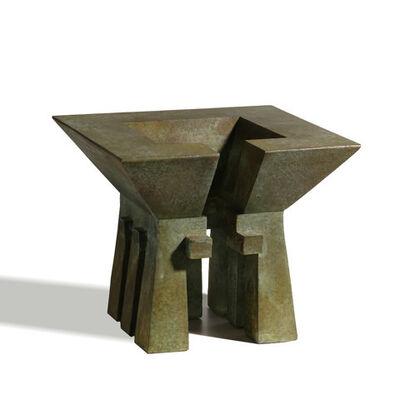 Alberto Udaeta, 'Temple of the Bronze 598', 2006