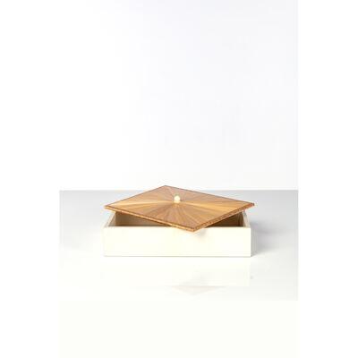 Lison de Caunes, 'Mail box', 2009