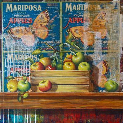 James Jensen, 'Crate Series - Apples', 2014