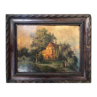 Unknown Artist, 'Church in Sunset', 1770-1810