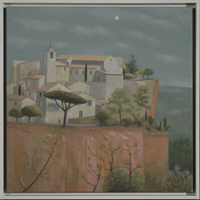 Tom Mabon, 'Daylight was leaving Roussillon', 2020