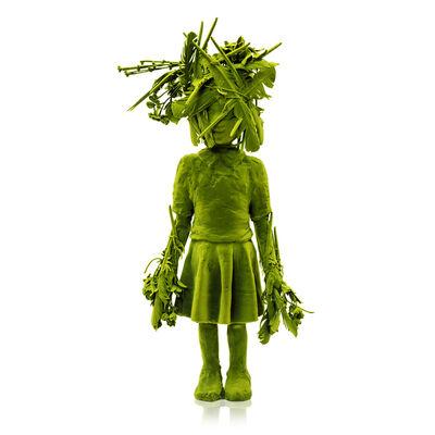 Kim Simonsson, 'Mossgirl In Camouflage', 2020