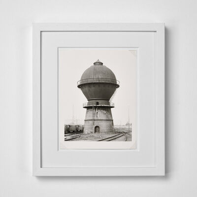 Bernd and Hilla Becher, 'Trier-Ehrang, D, 1982', 2009
