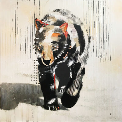 Samantha Walrod, 'Warm Bear East', 2019