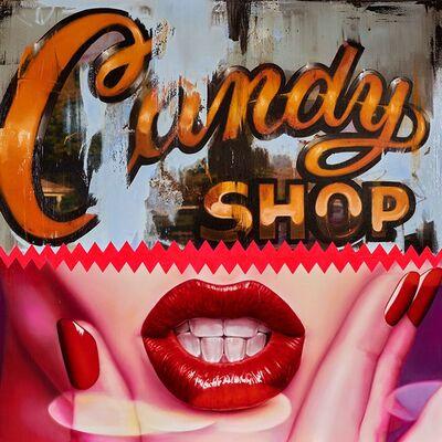Jörg Döring, 'Candy shop ', 2019