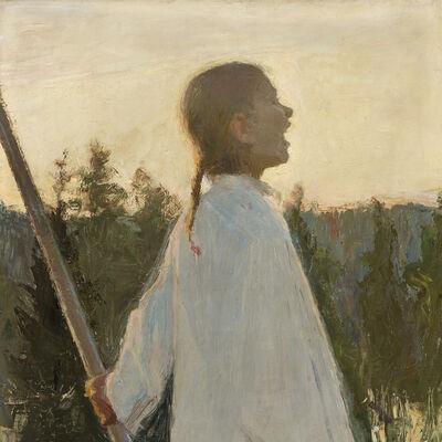 Ellen Thesleff, 'Echo', 1891