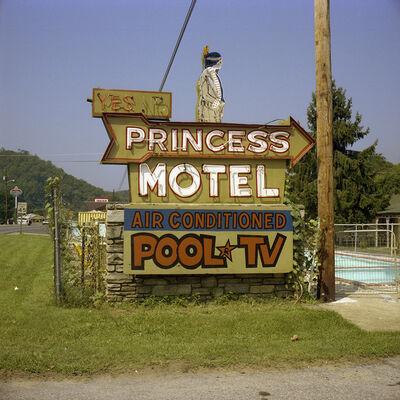 Steve Fitch, 'Cherokee, North Carolina, August, 1982', 1982