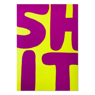 David Shrigley, 'Everyone Likes Colourful Shit', 2012