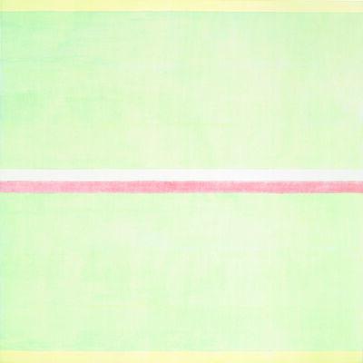 Agnes Martin, 'Gratitude', 2001