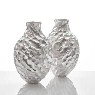 Hiroshi Suzuki, 'A Pair of Seni Vases', 2020