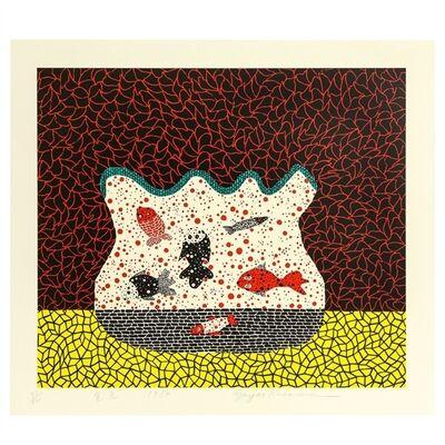 Yayoi Kusama, 'Goldfish Ball', 1984