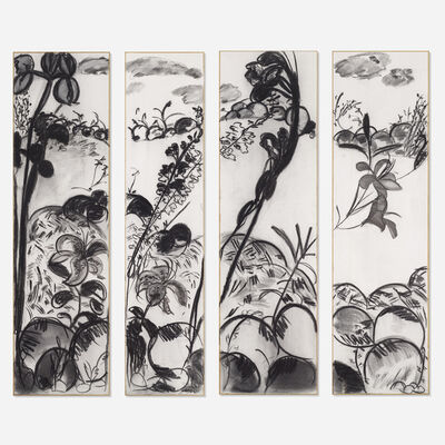Nancy Mitchnick, 'Eden (in four parts)', 1985
