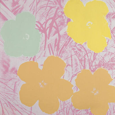 Andy Warhol, 'Flowers (FS II.70) ', 1970