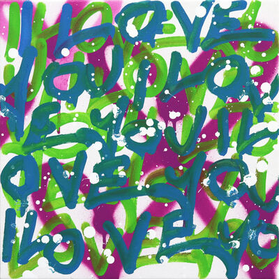 Amber Goldhammer, 'Spring in Love', 2021
