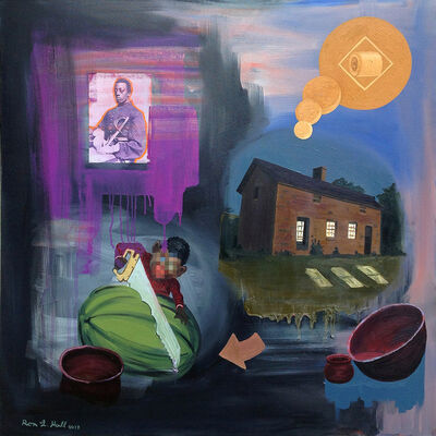 Ronald Hall, 'The Wash Place ', 2013