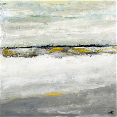 Tom Bettin, 'Frozen River', 2018