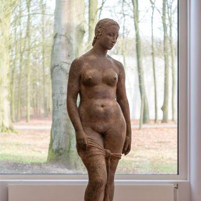 Wilhelm Lehmbruck, 'Standing female fgure', 1910