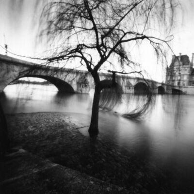 Dianne Bos, 'Flooded Seine, Paris', 2003