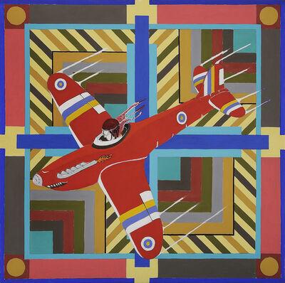 Rollin Schlicht, 'The Shaman in Disguise', 2004