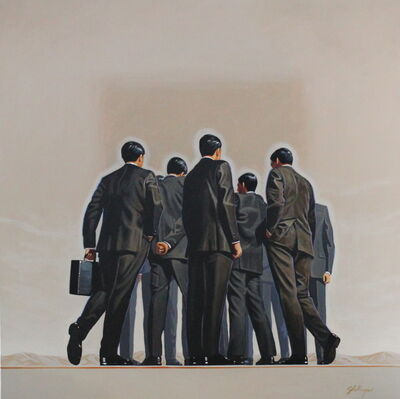 Kendall Stallings, 'Safety Meeting'