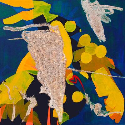 Tiffanie Delune, 'Peeling Off', 2020