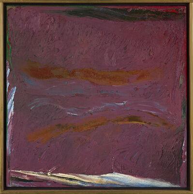 Stanley Boxer, 'Darkmoonpalanceinduskyrest', 1977