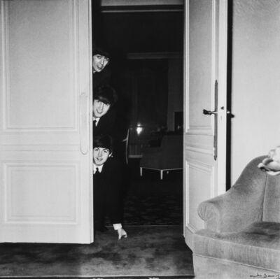 André Sas, 'The Beatles', 1964