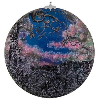 Edouard Duval-Carrié, 'After Heade Humming Birds and Tree Ferns', 2014