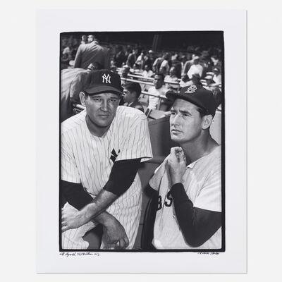 Osvaldo Salas, 'Allie Reynolds and Ted Williams', 1953