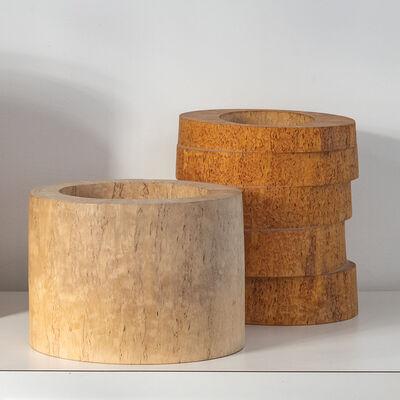 Markku Kosonen, 'Curly Birch Bowls', 1993/2001
