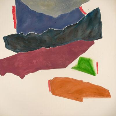 Jack Roth, 'Mabel II, Further', 1976
