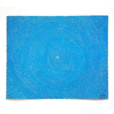 Y.Z. Kami, 'Blue Dome', 2019