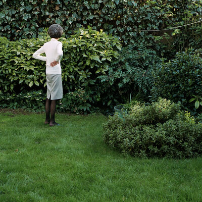 Lydia Goldblatt, 'Mother in the Garden', 2010-2013