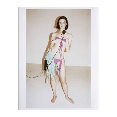Juergen Teller, 'Erin O'Connor', 2004