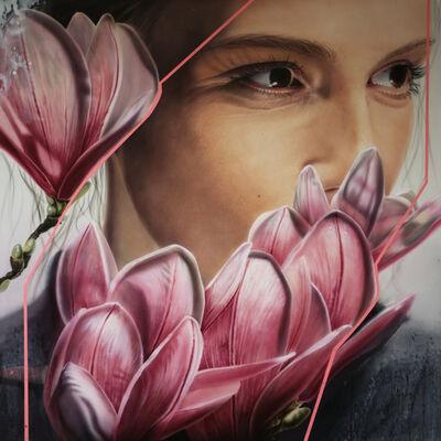 David Uessem, 'Magnolia', 2019