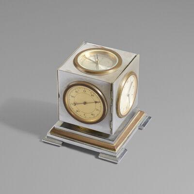 Hermès, 'Compendium Desk Clock', c. 1940