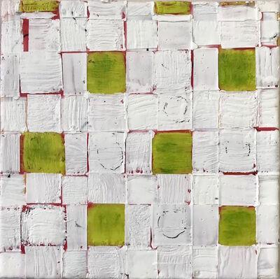 Amy Weil, 'six feet apart', 2020