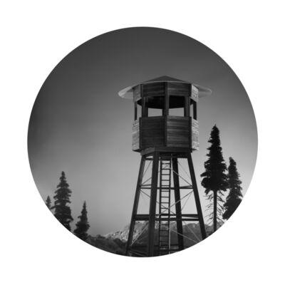 Bill Finger, 'Fire Tower II', 2016