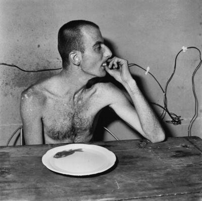 Roger Ballen, 'lunch time', 2001