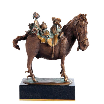Andrey Ostashov, 'Pegasus and Dolls', 2007