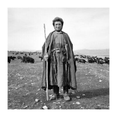 Sean Hemmerle, 'Shepherd, Baglan, Afghanistan', 2002