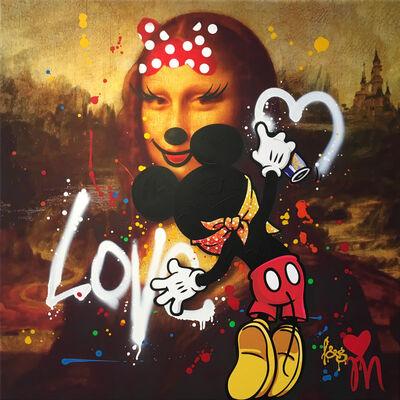 """F&G, 'Mona & Mickey """"Mona Lips""""', 2019"""