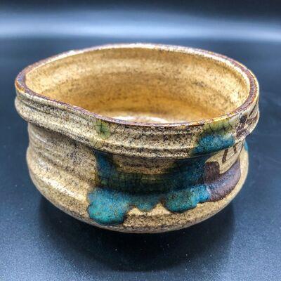 Japan, Edo Period, 'Japanese Edo period Ki-seto Tea Bowl Chawan.', 1605-1868