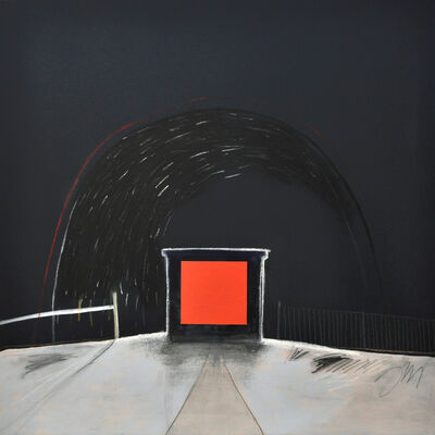Mike Gough, 'The Gate', 2016