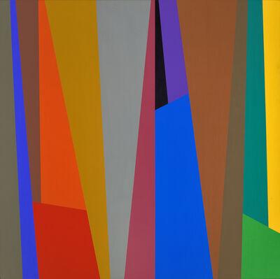 Karl Benjamin, '#1', 1994