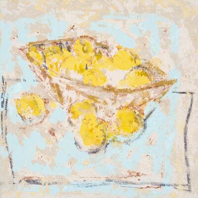 Julie Poulsen, 'Bowl with limes #1', 2015